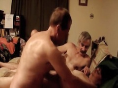 guy, mature, wife, wild, gets