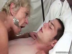 euro, granny, mature, grandma