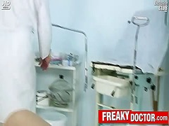 doctor, fetish, gyno, medical, pussy, speculum, vagina, shot, vaginal, exam
