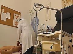 كاميرا حية, الطبيب, فتشية, طبيب النساء, كاميرا مخفية