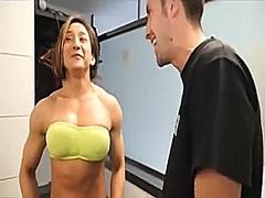 gym, fucking