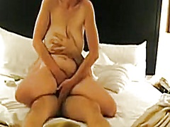 babe, cowgirl, pounding, riding, doggy, large, some, reverse, woman